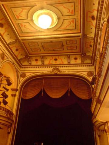 Театр в Бад-Вильдбаде