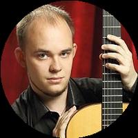 """Участник конкурса """"Гитарная концентрация"""" Андрей Дубровин"""