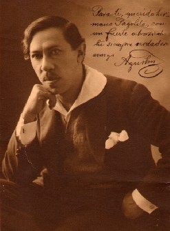 Августин Барриос Мангоре Пио Феррейра