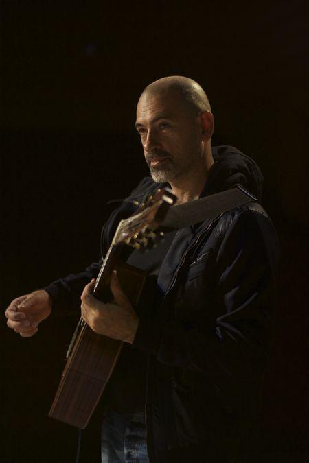 Гитарист, композитор, педагог Дмитрий Григорьев
