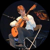 Гитарист Глеб Файзулаев