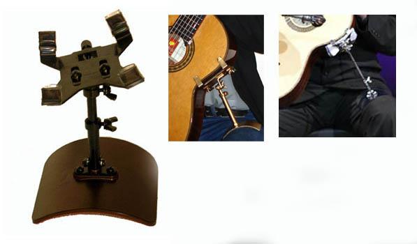 """Подставка под гитару """"Пиратская нога"""""""