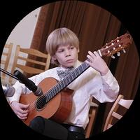 Гитарист Богдан Горковенко