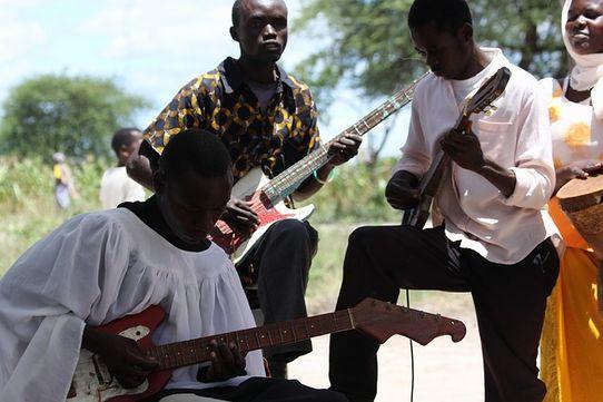 Кто не играет упражнений, тот не играет на гитаре