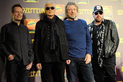 Led Zeppelin сделает новую версию знаменитой песни Stairway to Heaven