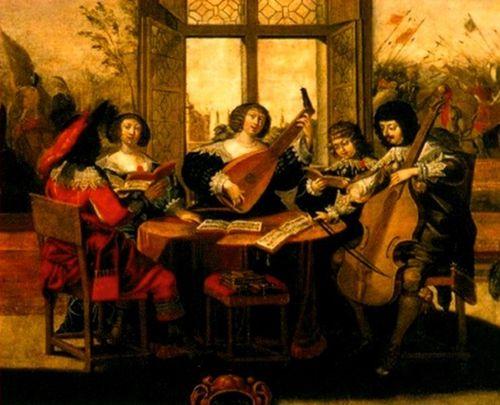 Музыканты других эпох