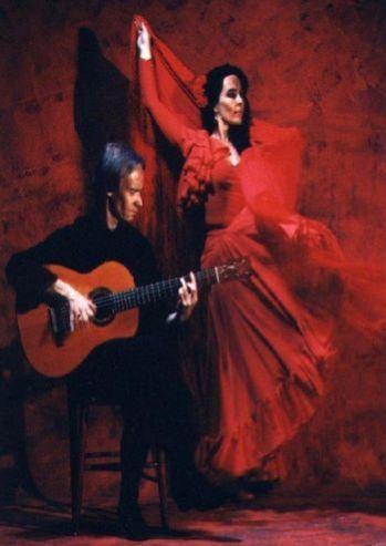 Гитара в музыке фламенко