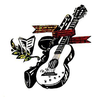 """Второй интернет конкурс для исполнителей на гитаре """"С чего начинается Родина"""""""