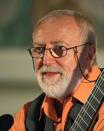 Легендарный чешский гитарист-виртуоз Штефан Рак