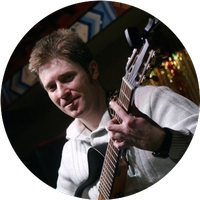 Гитарист Тимофей Столяров