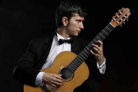 Лекция Кирилла Дудинского о мотивации занятий гитариста