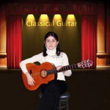 Гитаристка Гванета Бетанели