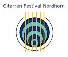 Международный гитарный фестиваль и конкурс в Нордхорне (логотип)