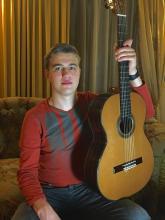Гитарист Андрей Носов
