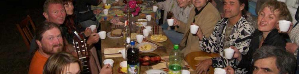 Летняя Гитарная Академия в Студеной Гуте 2009