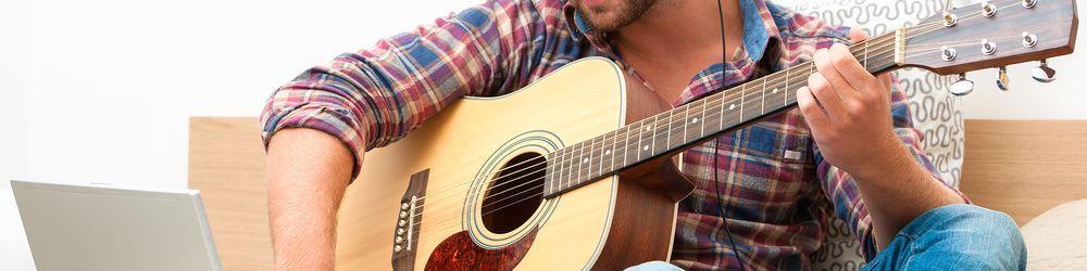Топ 10 YouTube каналов обучения на гитаре