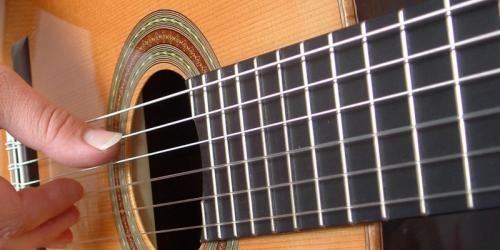 Мы здесь все о гитаре, но не гитары. Наверное, люди.