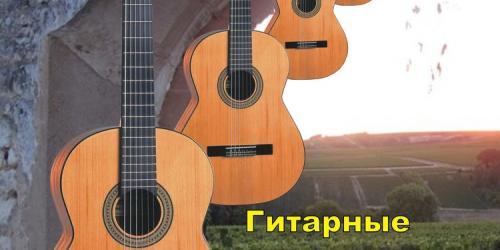 Обложка сборника нот для гитары Гитарные ансамбли 23 от Олега Копенкова