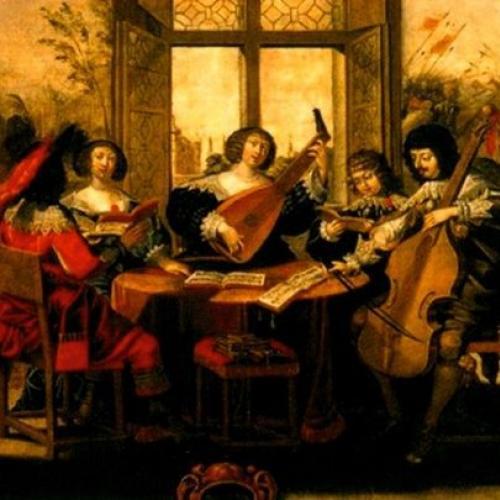 Старинные музыканты
