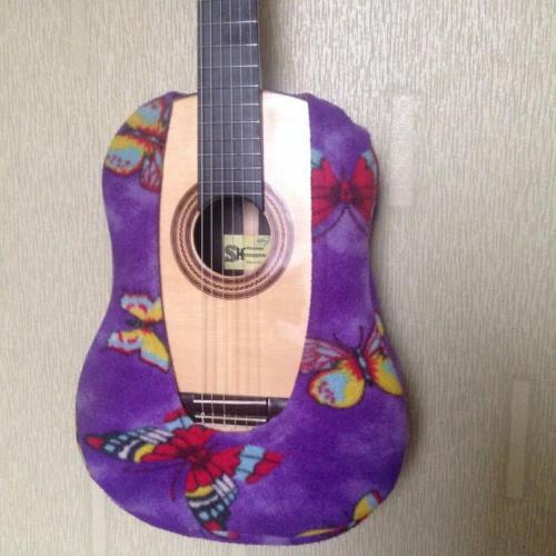 Халат для гитары