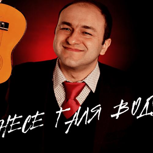 """Украинская народная песня """"Несе Галя воду"""" в переложении для классической гитары Вадима Трусова"""