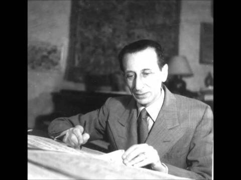 Александр Тансман