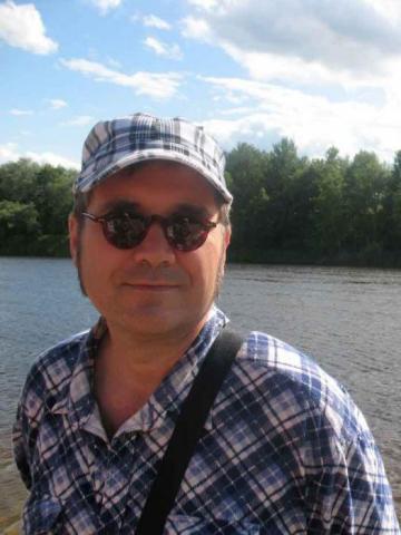 """Организатор фестиваля """"Ренессанс гитары"""" Игорь Шошин"""