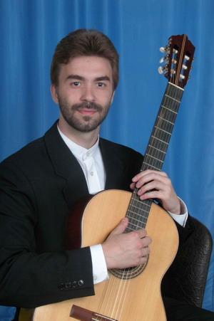 Гитарист, педагог, исследователь Кирилл Олегович Успенский