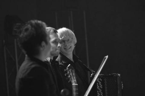 """The Unlimited Trio - гости подкаста """"Королева Гитара"""""""