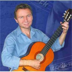 Белорусский гитарист, композитор, аранжировщик, ведущий многочисленных гитарных концертов