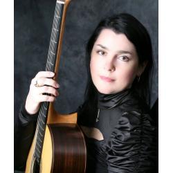 Гитаристка Елена Хорошавина