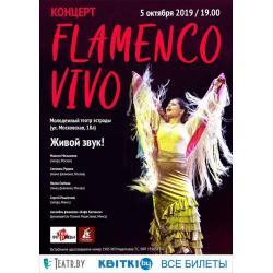 Концерт Flamenco Vivo в столичном Молодежном театре эстрады