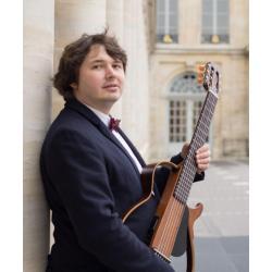 Гитарист Владимир Гапонцев