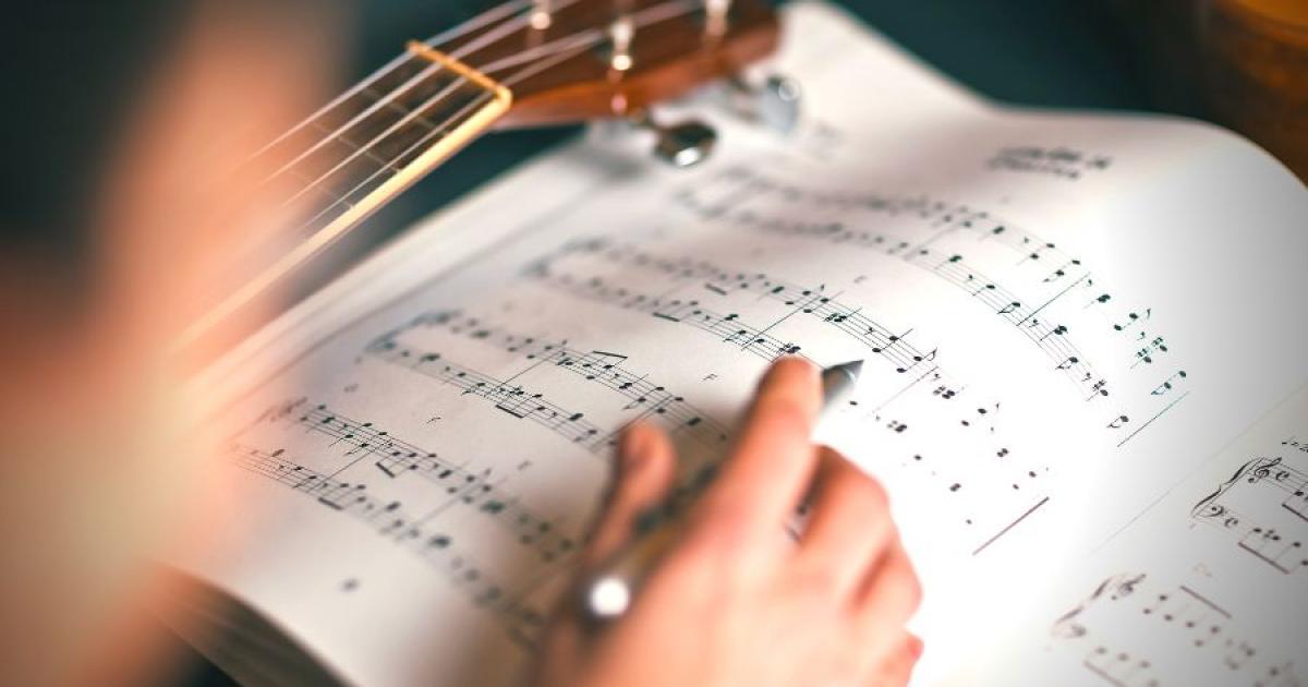 Ноты для шестиструнной гитары на сайте