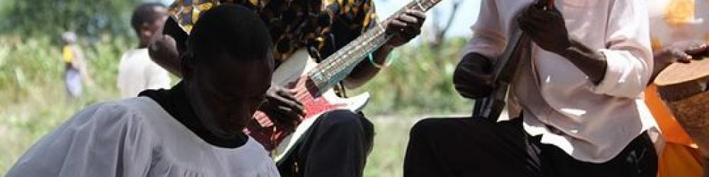 Упражнения для развития гитарной техники