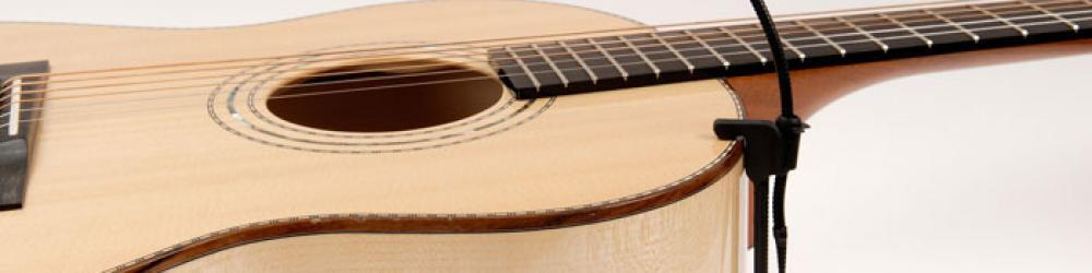 Микрофоны и оборудование для подзвучки гитары