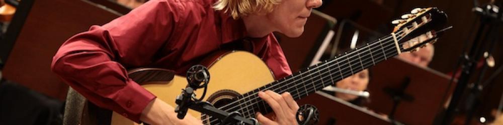 Гитарные чудеса Марека Пасечного. Часть 1