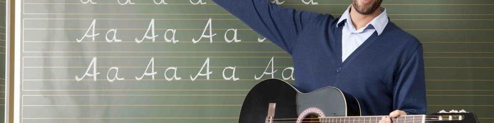 Что сделать, чтобы занятия на гитаре радовали ребенка