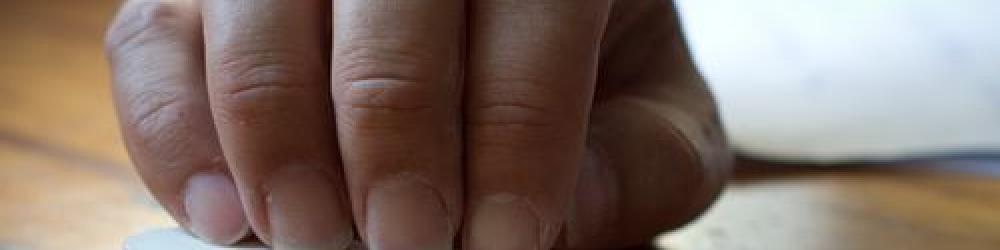 Подготовка ногтей к игре на гитаре