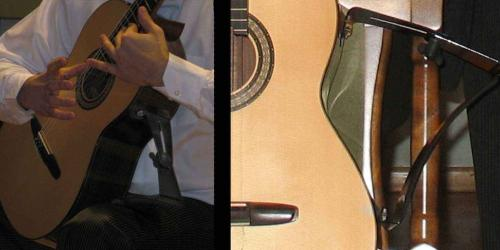 Виды подставок для игры на гитаре