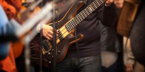 Концертный гитарист-исполнитель