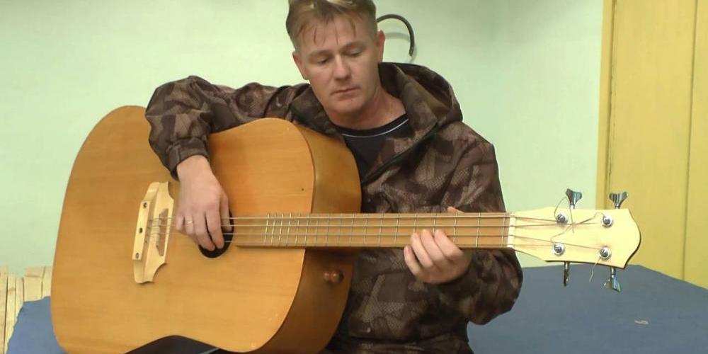 Что такое акустическая бас гитара