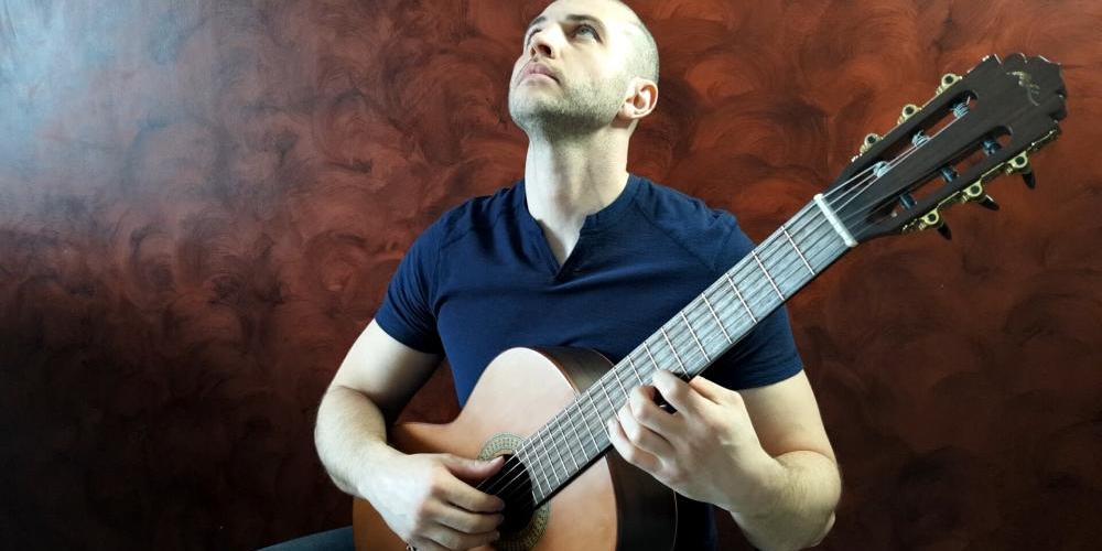 Гитарист из Омска, создатель эксперимента