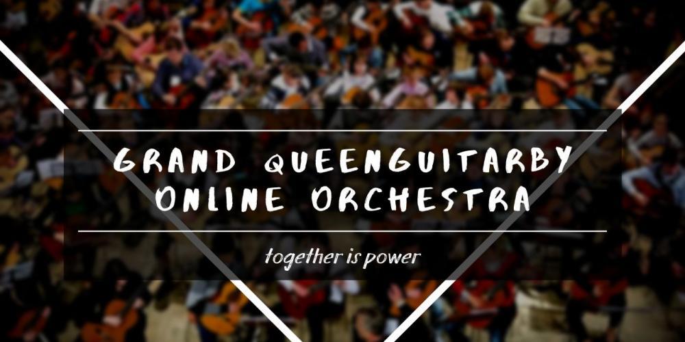 Grand QueenGuitarBy Online Orchestra